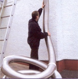Futureflue relining service has experienced and trained staff with specialist training and knowledge of chimney problems.