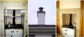 Chimney or fireplaces inspected, repaired, relined or rebuilt by Futureflue, Fintown & Ballybofey, Co. Donegal, Ireland.